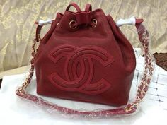 DarkRed Bag