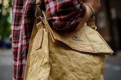 Ekskluzywny Menel: LOOKBOOK #83: PAPER BAG