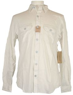Ralph Lauren Mens Shirt Denim & Supply Button Front Rancher Sz M NEW NWT $89.50 #RalphLauren #ButtonFront