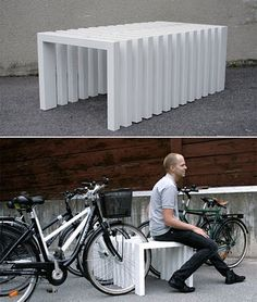 31 Awesome Benches ~ Now That's Nifty