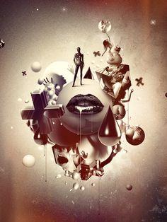 Artworks by Pierre Doucin