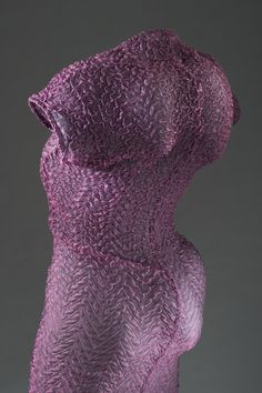 Woman's Dress from the 'Body Meets Dress, Dress Meets Body' collection, Comme des Garcons, s/s 1997