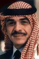 HM King Hussein. Much loved King of Jordan.