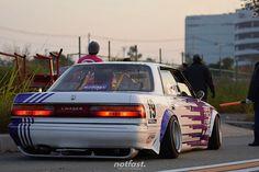 Radracerblog: U201cToyota Chaser Sedan Gx81 @notfast.us U201d