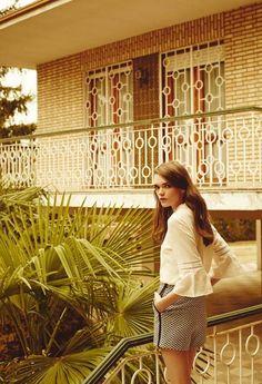 Model Isabella Andersson Paloma González Durántez | Fashion Stylist