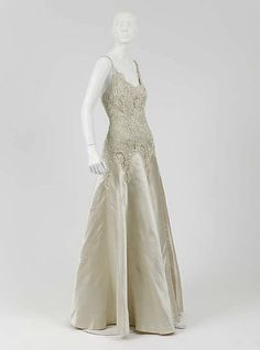 Evening Dress Coco Chanel, 1938 The Metropolitan Museum of Art