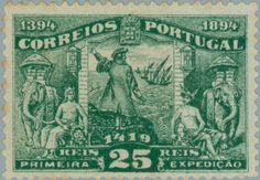 Stamp: Prince Henry the Seafarer as Fleet Commander (Portugal) (Henry the…