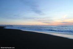 Black Sand Beaches of Vik, Iceland