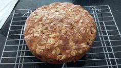 Raspberry &Almond cake Raspberry And Almond Cake, Almond Cakes, Baking Ideas, Muffin, Pie, Breakfast, Desserts, Food, Torte