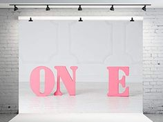 Baby 1st Birthday, 1st Birthday Parties, Birthday Backdrop, Birthday Photography, Backdrops For Parties, White Walls, Amazon, Off White Walls, Blank Walls