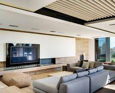 Deckengestaltung wohnzimmer ~ Ideen zur deckengestaltung holzbalken wohnzimmer ceiling design