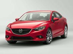 2015 Mazda Mazda6 Spy