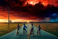 The New Stranger Things 2 Trailer!   The new Stranger Things 2 trailer!  On this Friday the 13thNetflixhas debuted the newStranger Things 2 trailer which you can watch below.The second season will hit the streaming service on October 27 2017 just in time for Halloween.  RELATED:Comic-Con: Stranger Things Season 2 Trailer is Here!  Stranger Things2is set ayear after Wills return and everything seems back to normal but a darkness lurks just beneath the surface threatening all of Hawkins.Its…