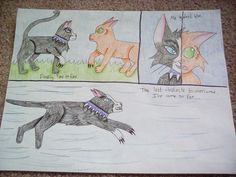 """Part 1 of """"A Scourge to the Forest,"""" by SageCat"""