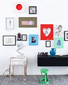 Mooie vakantiekiekjes of foto's van speciale gebeurtenissen krijgen met (zelfgemaakte) fotolijstjes een prominente plek in je huis.
