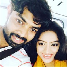 Unseen Pics : 'Diya Aur Baati Hum' fame Sandhya With Husband Rohit Raj Gohil