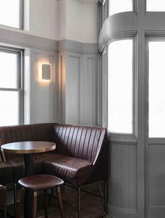 Buena Vista Hotel in Mosman by SJB Interiros & Tess Regan Design.