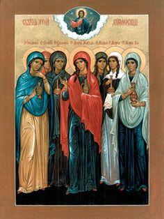 Święte Niewiasty Niosące Wonności