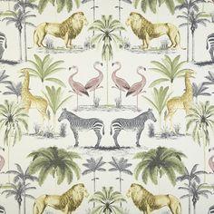 Zoology Everglade (30196-102) – James Dunlop Textiles | Upholstery, Drapery & Wallpaper fabrics