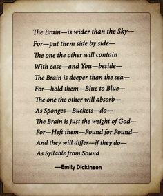 Transcendentalism Poems 6