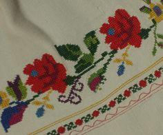 Cross Stitch Rose, Cross Stitch Patterns, Pikachu, Daisy, Costumes, Embroidery, Creative, Floral, Handmade