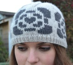 Portal Companion Cube Knit Beanie Hat  Light Grey by GordianKnits, $20.00 #gamer #geek #gift