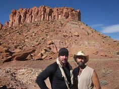 Tonight, our favorite odd couple, survival experts Joe Teti and Matt Graham, return to Discovery Channel for the Season Premiere of the network's mega-hit ser