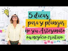 5 dicas pra se planejar em seu artesanato ou negócio criativo   Hospedarte