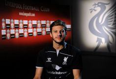 Check out our photo gallery of images as England international Adam Lallana seal... - http://footballersfanpage.co.uk/check-out-our-photo-gallery-of-images-as-england-international-adam-lallana-seal/