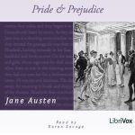 Incredible Librivox audio recording of Jane Austen's Pride and Prejudice read by Karen Savage, in a delightful British accent. Just wait till you hear her 'Mr. Collins'! :) #ilovelibrivox