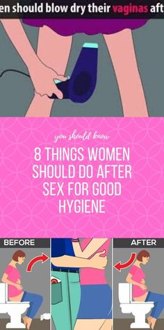 Health Discover 8 Things Women Should Do After Sex For Good Hygiene Wellness Fitness, Fitness Diet, Health Fitness, Natural Health Tips, Health And Beauty Tips, Health And Fitness Articles, Health And Nutrition, Reduce Thighs, Body Detox