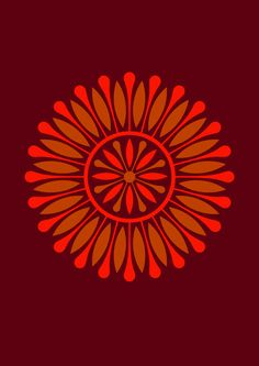 Gary Andrew Clarke © 2010 | Graphic Nothing Fractal Art, Fractals, Illustrations, Illustration Art, Sacred Art, Diy Arts And Crafts, Color Theory, Op Art, Mandala Art