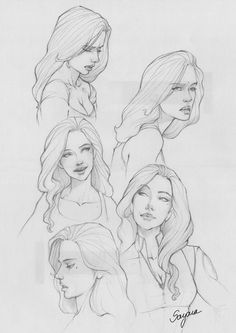 Character Design - Sheila by *Sayara-S on deviantART ✤ || CHARACTER DESIGN REFERENCES | キャラクターデザイン • Find more at https://www.facebook.com/CharacterDesignReferences if you're looking for: #lineart #art #character #design #illustration #expressions #best #animation #drawing #archive #library #reference #anatomy #traditional #sketch #development #artist #pose #settei #gestures #how #to #tutorial #comics #conceptart #modelsheet #cartoon #face #female #woman #girl || ✤
