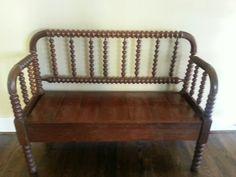 Diy Jenny Lind Bed To A Bench Diy Home Decor Jenny
