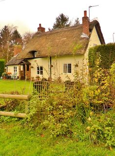 Thatched Cottage, Long Birch, Staffordshire, England (All Original Photography…