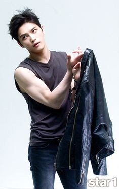 Jaejoong | cover of @Star1 August issue