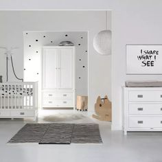 babykamer new england wit | babypark | ons assortiment babykamers, Deco ideeën