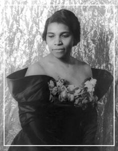 Marian Anderson is our woman crush Wednesday. She was an American contralto (lowest female singing voice) and one of the most celebrated singers of the twentieth century. #wcw #womeninhistory #singers #rolemodel #icon #blackhistorymonth #womencrushwednesday #strongwomen #women