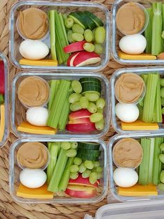 Follow these healthy meal prep ideas on Sunday nights to prepare for the week ahead and avoid last-minute cooking disasters.