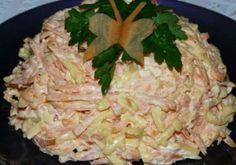 Potato Salad, Cabbage, Grains, Garlic, Potatoes, Vegetables, Cooking, Ethnic Recipes, Kitchen