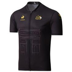 Maillot Dedicated 2015 Le Tour de France Le Coq Sportif - Noir