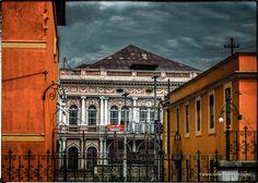 Walls and Textures of Central America - Quetzaltenango Guatemala