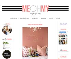 Blog Design (Blogger) — Fabulous K