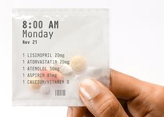Innovative 'PillPack' Sorts Daily Pills to Make it Easy for Elderly