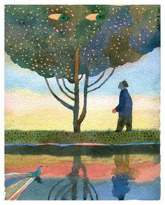Tzeh Illustration