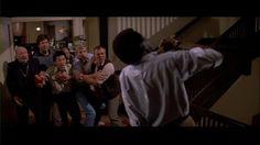 """El principe de las tinieblas"" (""Prince of Darkness"", 1987). Dir. John Carpenter. Stars: Donald Pleasence, Lisa Blount, Jameson Parker."