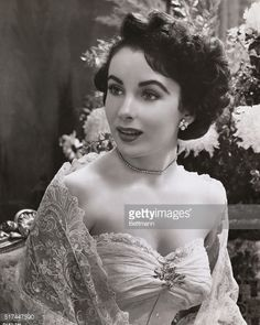 In Grown-Up Role. Elizabeth Taylor as she appears in the role of Robert Taylor's wife in Metro-Goldwyn-Mayer's Conspirator. It's the most mature part to date for the popular young actress. Victor...