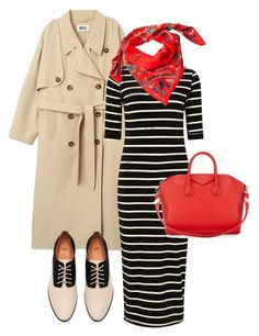 Designer Clothes, Shoes & Bags for Women Parisian Chic, Style Ideas, Givenchy, Scarves, Boutique, Shoe Bag, Polyvore, Stuff To Buy, Outfits