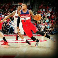 Bradley Beal of the Washington Wizards.