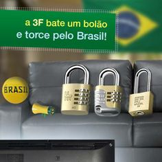 Torcida 3F para o Brasil - 2013